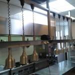 RVS ophangsysteem warmhoudlampen keuken 150x150 Consumer