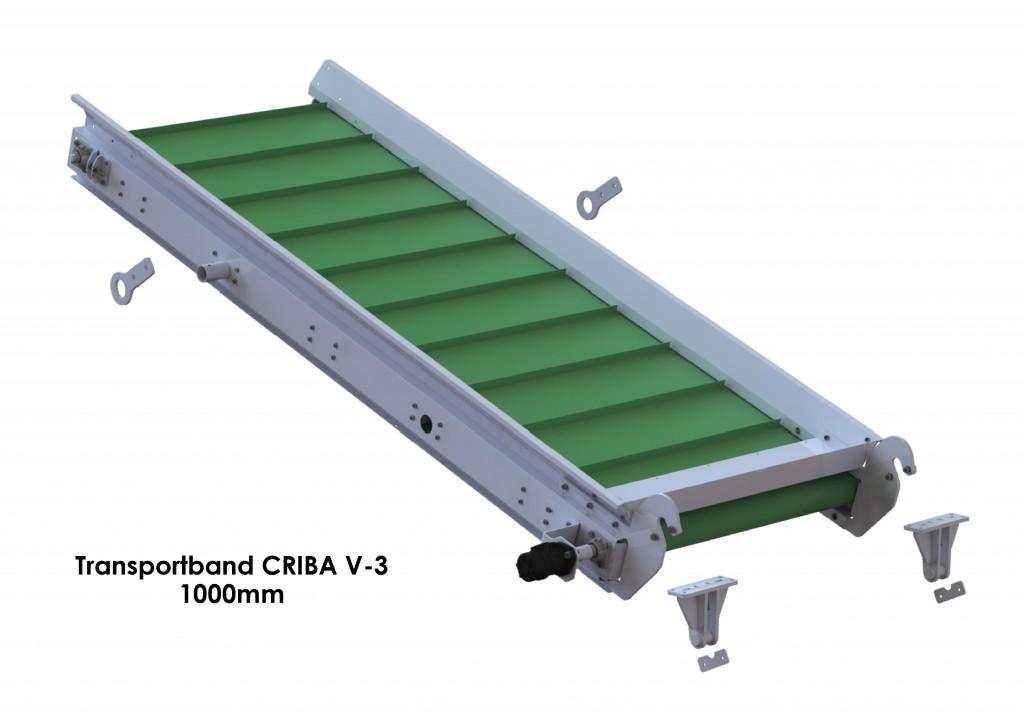 Transportband Criba V3 1000mm 1024x724 Variatie Criba V 3